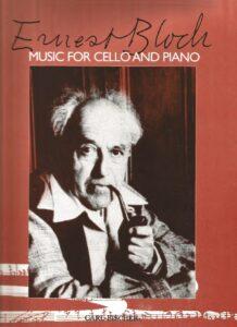 a - Bloch E. - Music for Cello and Piano