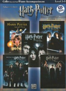 a - Harry Potter Selection from Movies 1-5 [+CD]