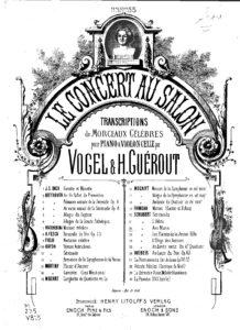 a - Le Concert au Salon (Vogel&Guerout) v.1