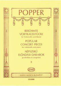 a - Popper D. - Popular Concert Pieces book 2 (EMB)