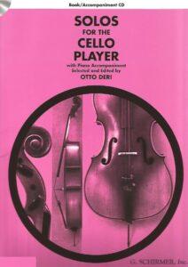 a - Solos for the Cello Player [+CD] (Deri)