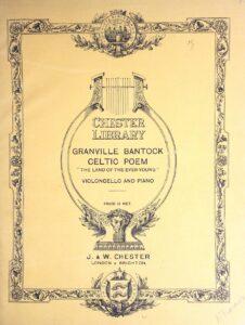 cp - Bantock G. - Celtic Poem