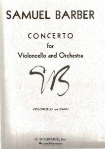 cp - Barber S. - Cello Concerto Op.22 (Garbousova)
