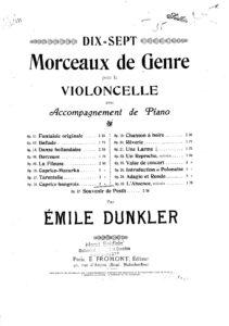 cp - Dunkler E. - Caprice Hongrois (Delsart)