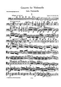 cp - Dvorak A. - Cello Concerto No.2 Op.104