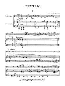 cp - Elgar E. - Cello Concerto Op.85 (MMP)