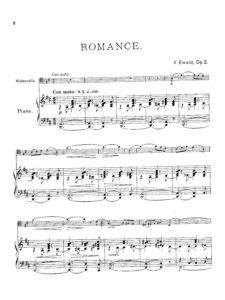cp - Evald V. - Romance Op.2