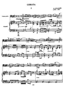 cp - Francoeur F. - Sonata in E