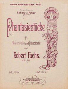 cp - Fuchs R. - Fantasy Pieces Op.78