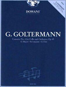 cp - Goltermann G. - Cello Concerto No.4 in G Op.65 (Dowani) [+CD]