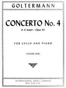 cp - Goltermann G. - Cello Concerto No.4 in G Op.65 (IMC)