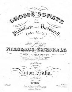 cp - Halm A. - Grosse Sonate Op.52