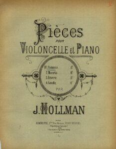 cp - Hollman J. - 4 Pieces