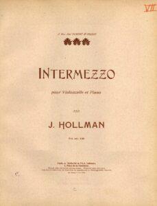 cp - Hollman J. - Intermezzo