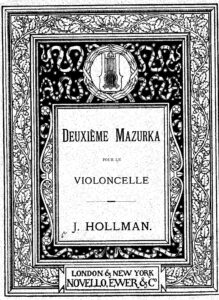 cp - Hollman J. - Mazurka No.2