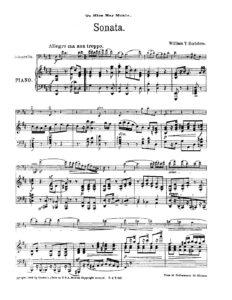 cp - Hurlstone W.Y. - Cello Sonata