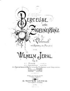 cp - Jeral W. - Zigeunertanz Op.6 No.2