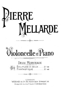 cp - Mellarde P. - Solitude a Deux