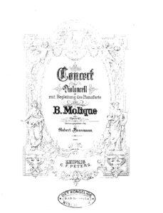 cp - Molique B. - Concerto Op.45
