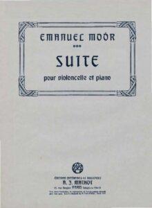 cp - Moor E. - Suite Op.117