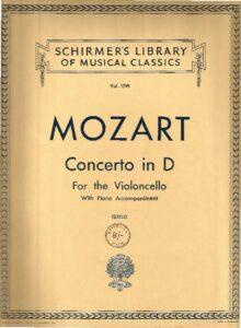 cp - Mozart W.A. - Cello Concerto in D (Szell)