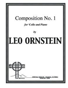 cp - Ornstein L. - Composition No.1 SO619