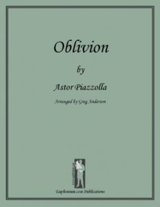 cp - Piazzolla A. - Oblivion (Anderson)