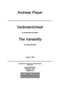 cp - Pieper A. - The Variability