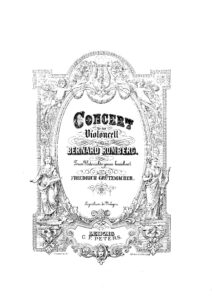 cp - Romberg B. - Cello Concerto No.9 Op.56 (Grutzmacher)