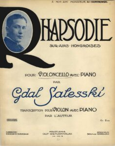 cp - Salesski G. - Rhapsody on Hungarian Songs