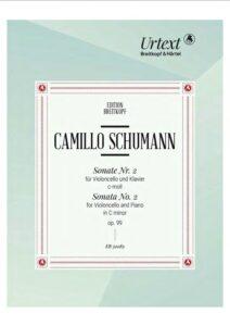 cp - Schumann C. - Cello Sonata No.2 Op.99