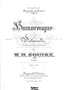 cp - Squire W.H. - Humoresque