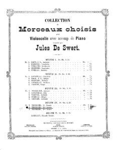 cp - Tricklir J. - Cello Sonata No.2 (Swert)