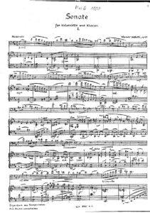 cp - Wehrli W. - Sonata in D Op.47