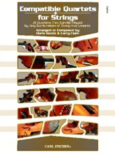 e - Compatible Quartets for Cellos (Gazda Clark)