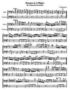 e - Pasqualino de Marzi P. - Sonata in A Major (Devereux)