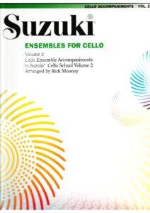 e - Suzuki Ensembles for Cello volume 2