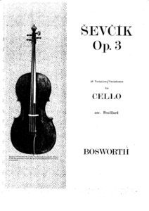 m - Sevcik O. - 40 Variations Op.3 (Bosworth)