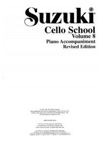 m - Suzuki Cello School 8