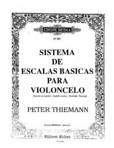 m - Thiemann P. - Basic Scale System for Violoncello