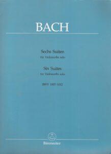 s - Bach J.S. (A.M.) - 6 Cello Suites (Wenzinger)