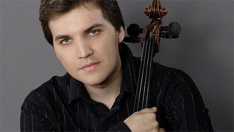 Мастер-класс по виолончели от Александра Бузлова.
