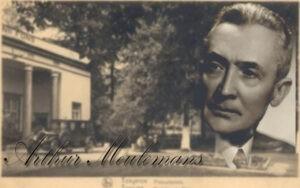 19 мая. Артур Мьюлеманс.