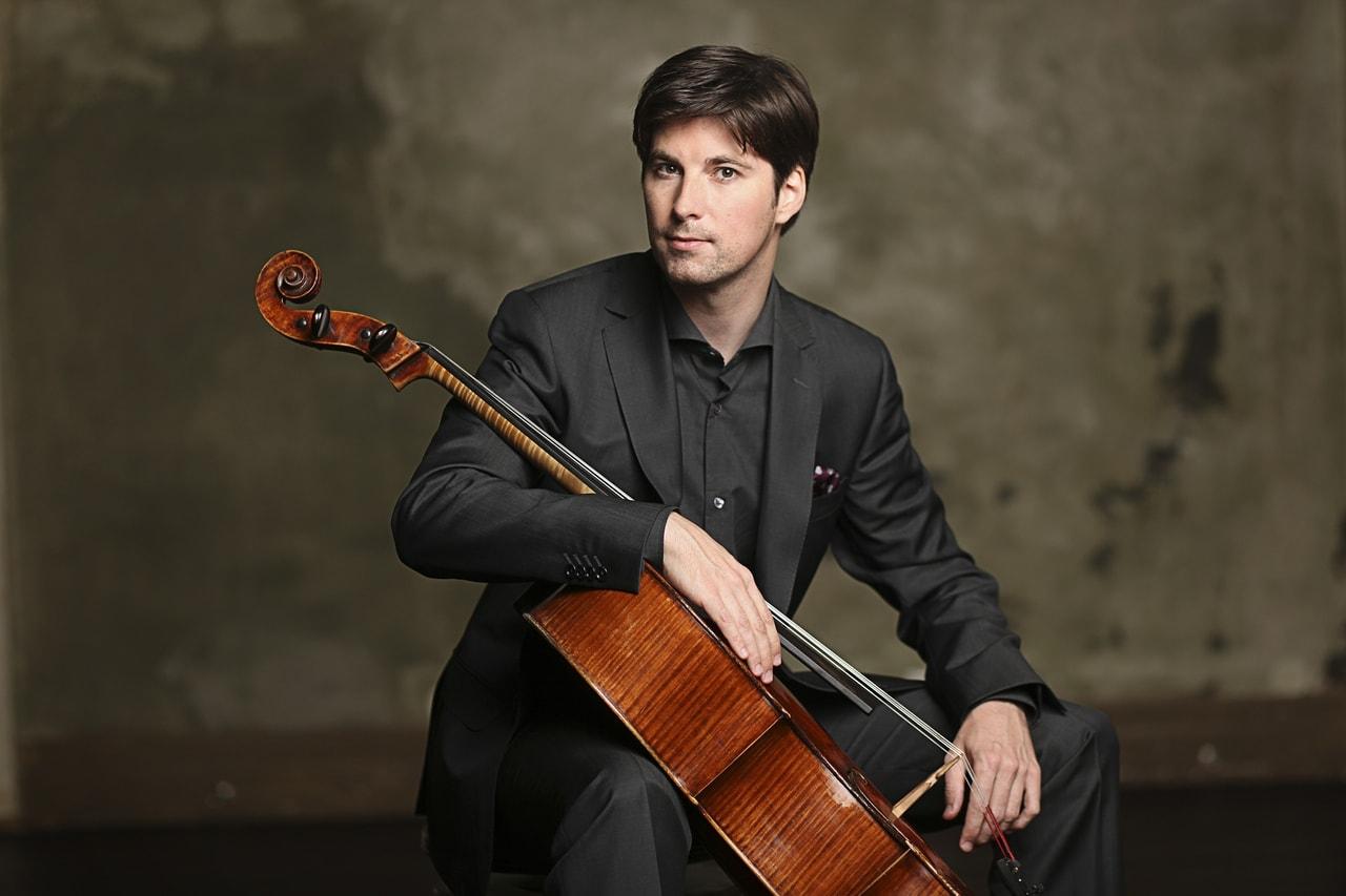 Даниэль Мюллер-Шотт — посол виолончели.