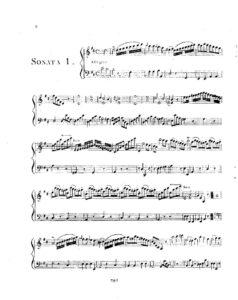 Duport J.-L. - Sonata for two cello's and piano №1 D-dur, op.2