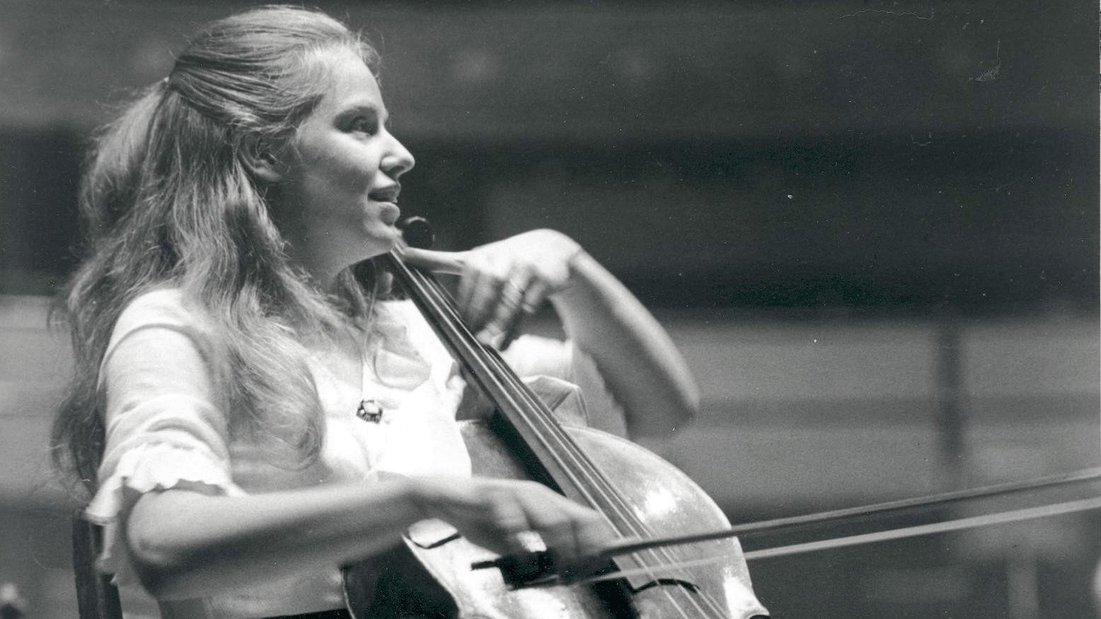Жаклин Дю Пре, прекрасная виолончелистка, чья жизнь оборвалась так рано и так трагично…