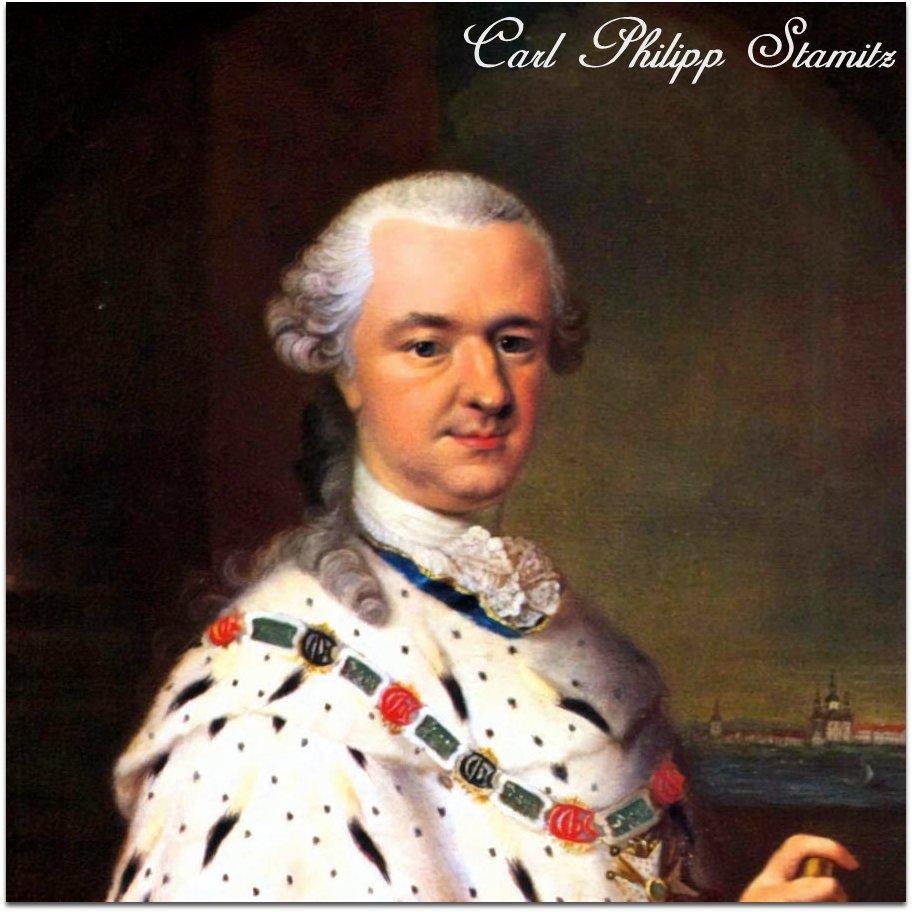 8 мая. Карл Филипп Стамиц.