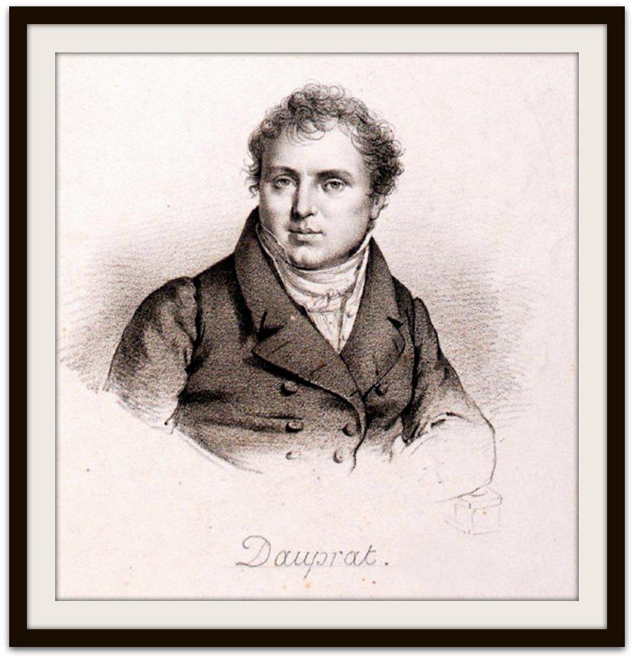 24 мая. Луи Франсуа Допра.