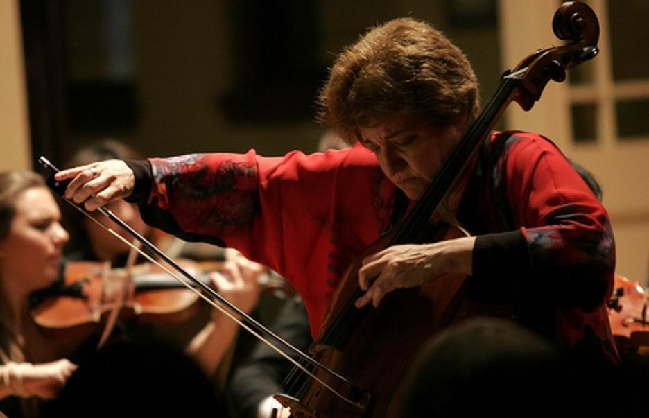 Marcy Rosen Master Class: Dvorak Concerto, Mvt. 1.