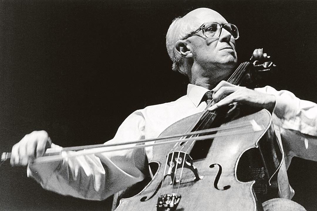 Мстислав Ростропович о самой лучшей в мире виолончели.